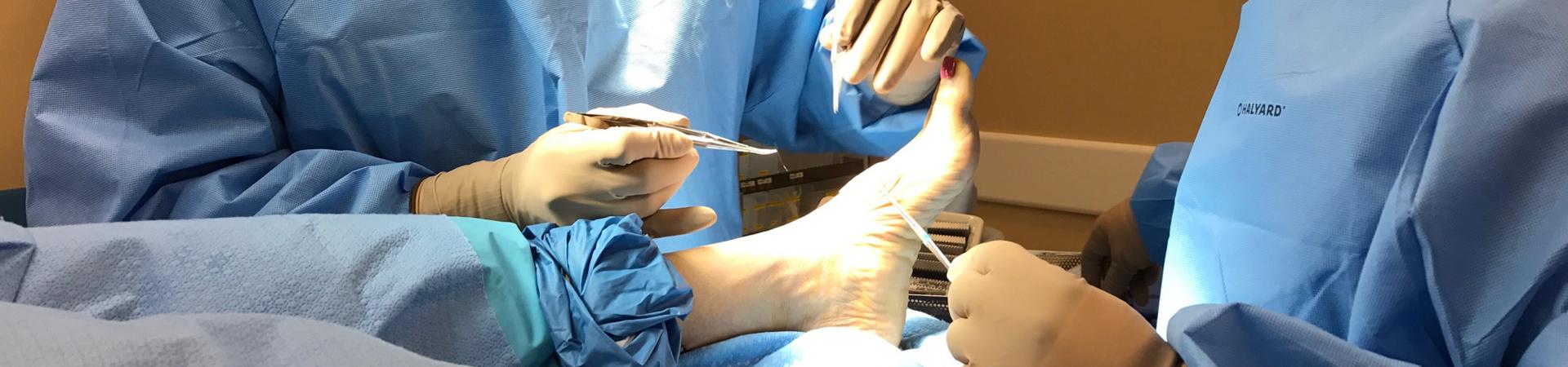 Complex Limb Reconstruction